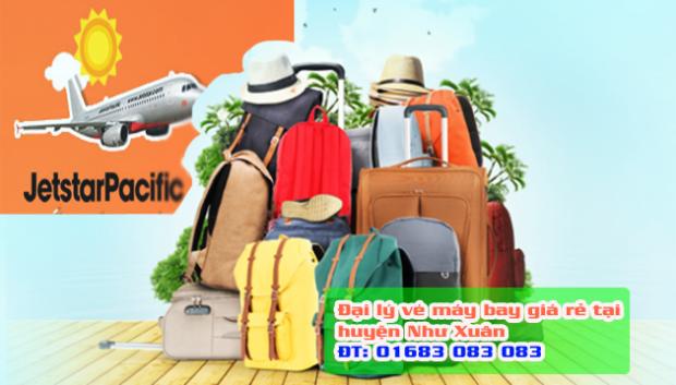 Đại lý vé máy bay giá rẻ tại huyện Như Xuân của Jetstar Đại lý vé máy bay giá rẻ tại huyện Như Xuân của Jetstar
