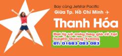 Đại lý vé máy bay giá rẻ tại huyện Quảng Xương của Jetstar