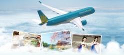 Đại lý vé máy bay giá rẻ tại thành phố Điện Biên Phủ của Vietnam Airlines luôn sắn sàng phục vụ bạn. Đại lý vé máy bay giá rẻ tại thành phố Điện Biên Phủ của Vietnam Airlines