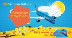 Đại lý vé máy bay giá rẻ tại huyện Hàm Thuận Bắc của Vietnam Airlines uy tín và chất lượng Đại lý vé máy bay giá rẻ tại huyện Hàm Thuận Bắc của Vietnam Airlines