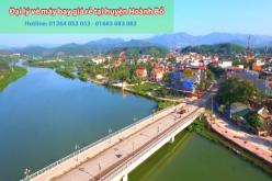 Đại lý vé máy bay giá rẻ tại huyện Hoành Bồ