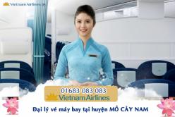 Đại lý vé máy bay giá rẻ tại huyện Mỏ Cày Nam của Vietnam Airlines bán vé rẻ nhất thị trường Đại lý vé máy bay giá rẻ tại huyện Mỏ Cày Nam của Vietnam Airlines