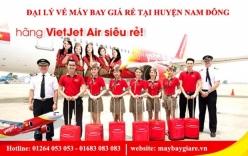 Đại lý vé máy bay giá rẻ tại huyện Nam Đông của Vietjet Air