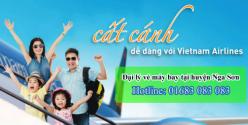Đại lý vé máy bay giá rẻ tại huyện Nga Sơn của Vietnam Airlines