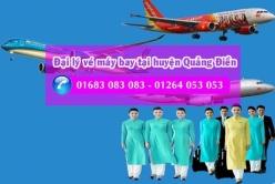 Đại lý vé máy bay giá rẻ tại Huyện Quảng Điền