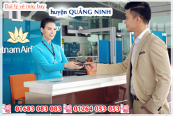 Đại lý vé máy bay giá rẻ tại huyện Quảng Ninh của Vietnam Airlines bán vé rẻ nhất thị trường Đại lý vé máy bay giá rẻ tại huyện Quảng Ninh của Vietnam Airlines
