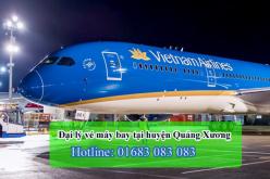 Đại lý vé máy bay giá rẻ tại huyện Quảng Xương của Vietnam Airlines