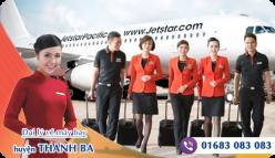 Đại lý vé máy bay giá rẻ tại huyện Thanh Ba của Jetstar bán vé rẻ và chuyên nghiệp Đại lý vé máy bay giá rẻ tại huyện Thanh Ba của Jetstar