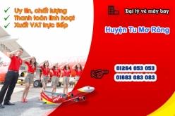 Đại lý vé máy bay giá rẻ tại huyện Tu Mơ Rông của Vietjet Air chuyên nghiệp hàng đầu Đại lý vé máy bay giá rẻ tại huyện Tu Mơ Rông của Vietjet Air
