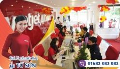 Đại lý vé máy bay giá rẻ tại huyện Từ Sơn của Vietjet Air bán vé rẻ nhất thị trường Đại lý vé máy bay giá rẻ tại huyện Từ Sơn của Vietjet Air