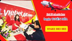 Đại lý vé máy bay giá rẻ tại huyện Tuyên Hóa của Vietjet Air bán vé rẻ nhất thị trường Đại lý vé máy bay giá rẻ tại huyện Tuyên Hóa của Vietjet Air