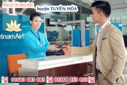 Đại lý vé máy bay giá rẻ tại huyện Tuyên Hóa của Vietnam Airlines bán vé rẻ nhất thị trường Đại lý vé máy bay giá rẻ tại huyện Tuyên Hóa của Vietnam Airlines