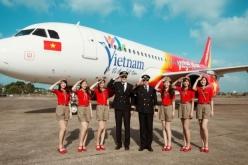 Đại lý vé máy bay giá rẻ tại huyện Vân Đồn của Vietjet Air