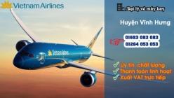 Đại lý vé máy bay giá rẻ tại huyện Vĩnh Hưng của Vietnam Airlines chuyên nghiệp và uy tín Đại lý vé máy bay giá rẻ tại huyện Vĩnh Hưng của Vietnam Airlines