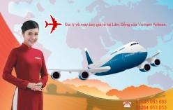 Đại lý vé máy bay giá rẻ tại Lâm Đồng của Vietnam Airlines Đại lý vé máy bay giá rẻ tại Lâm Đồng của Vietnam Airlines