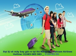Đại lý vé máy bay giá rẻ tại quận Sơn Trà của Vietnam Airlines hỗ trợ trực tuyến 24/24.. Đại lý vé máy bay giá rẻ tại quận Sơn Trà của Vietnam Airlines