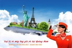 Đại lý vé máy bay giá rẻ tại Quảng Nam