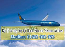 Đại lý vé máy bay giá rẻ tại Thanh Hóa của Vietnam Airlines