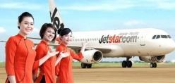 Đại lý vé máy bay giá rẻ tại thành phố Uông Bí của Jetstar