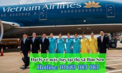 Đại lý vé máy bay giá rẻ tại thị xã Bỉm Sơn của Vietnam Airlines
