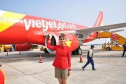 Đại lý vé máy bay giá rẻ tại thị xã Đông Triều của Vietjet Air