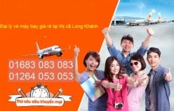 Đại lý vé máy bay giá rẻ tại thị xã Long Khánh của Jetstar Đại lý vé máy bay giá rẻ tại thị xã Long Khánh của Jetstar