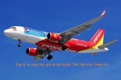 Đại lý vé máy bay giá rẻ tại huyện Tiền Hải của Vietjet Air chuyên nghiệp Đại lý vé máy bay giá rẻ tại huyện Tiền Hải của Vietjet Air