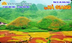 Đại lý vé máy bay giá rẻ tại Hà Giang của Vietnam Airlines bán vé rẻ nhất Đại lý vé máy bay giá rẻ tại Hà Giang của Vietnam Airlines