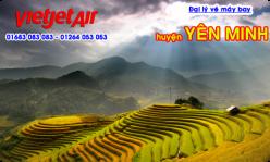 Đại lý vé máy bay giá rẻ tại huyện Yên Minh của Vietjet Air bán vé rẻ nhất Đại lý vé máy bay giá rẻ tại huyện Yên Minh của Vietjet Air