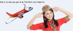 Đại lý vé máy bay giá rẻ tại Thái Bình của Vietjet Air uy tín hàng đầu Đại lý vé máy bay giá rẻ tại Thái Bình của Vietjet Air
