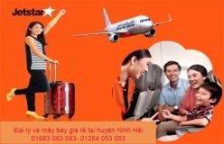 Đại lý vé máy bay giá rẻ tại huyện Ninh Hải của Jetstar chuyên nghiệp Đại lý vé máy bay giá rẻ tại huyện Ninh Hải của Jetstar