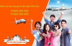 Đại lý vé máy bay giá rẻ tại huyện Ninh Sơn của Jetstar uy tín hàng đầu Đại lý vé máy bay giá rẻ tại huyện Ninh Sơn của Jetstar