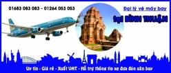 Đại lý vé máy bay giá rẻ tại Bình Thuận