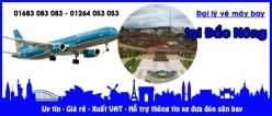 Đại lý vé máy bay giá rẻ tại Đắc Nông
