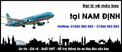 Đại lý vé máy bay giá rẻ tại Nam Định