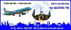 Đại lý vé máy bay giá rẻ tại Quảng Trị
