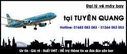Đại lý vé máy bay giá rẻ tại Tuyên Quang