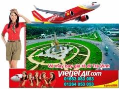 Đặt vé máy bay giá rẻ Nha Trang đi Trà Vinh Vé máy bay giá rẻ Nha Trang đi Trà Vinh