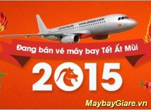 Đặt vé máy bay tết 2015 của VietNamAirlines tại MaybayGiare nhanh chóng, tiện lợi Vé máy bay tết 2015 giá rẻ của VietNamAirlines