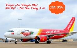 Vé máy bay giá rẻ Hà Nội Sài Gòn chỉ với 99.000đ Vé máy bay giá rẻ Hà Nội Sài Gòn