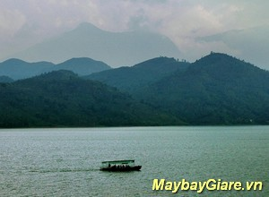 Những địa điểm du lịch đẹp nhất Thái Nguyên, chia sẻ kinh nghiệm du lịch Thái Nguyên Hồ Núi Cốc điểm dừng chân không thể bỏ qua tại Thái Nguyên