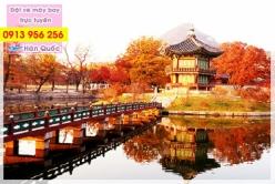 Hướng dẫn cách đặt chỗ trực tuyến vé máy bay đi Hàn Quốc Hướng dẫn đặt chỗ trực tuyến vé máy bay đi Hàn Quốc