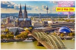 Hướng dẫn cách đặt chỗ trực tuyến vé máy bay đi Đức Hướng dẫn đặt chỗ trực tuyến vé máy bay đi Đức