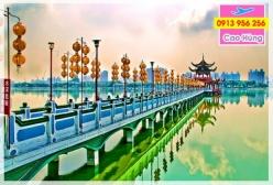 Đặt mua vé máy bay đi Cao Hùng giá rẻ nhất Vé máy bay đi Cao Hùng