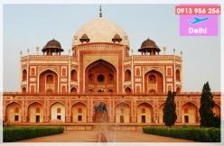 Đặt mua vé máy bay đi Delhi giá rẻ nhất Vé máy bay đi Delhi