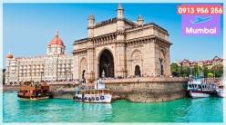 Đặt mua vé máy bay đi Mumbai giá rẻ nhất Vé máy bay đi Mumbai