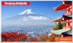 Vé máy bay đi Nhật Bản