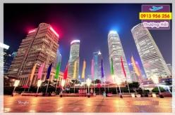 Đặt mua vé máy bay đi Thượng Hải giá rẻ nhất Vé máy bay đi Thượng Hải