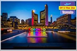 Đặt mua vé máy bay đi Toronto giá rẻ nhất Vé máy bay đi Toronto