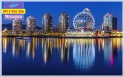 Đặt mua vé máy bay đi Vancouver giá rẻ nhất Vé máy bay đi Vancouver